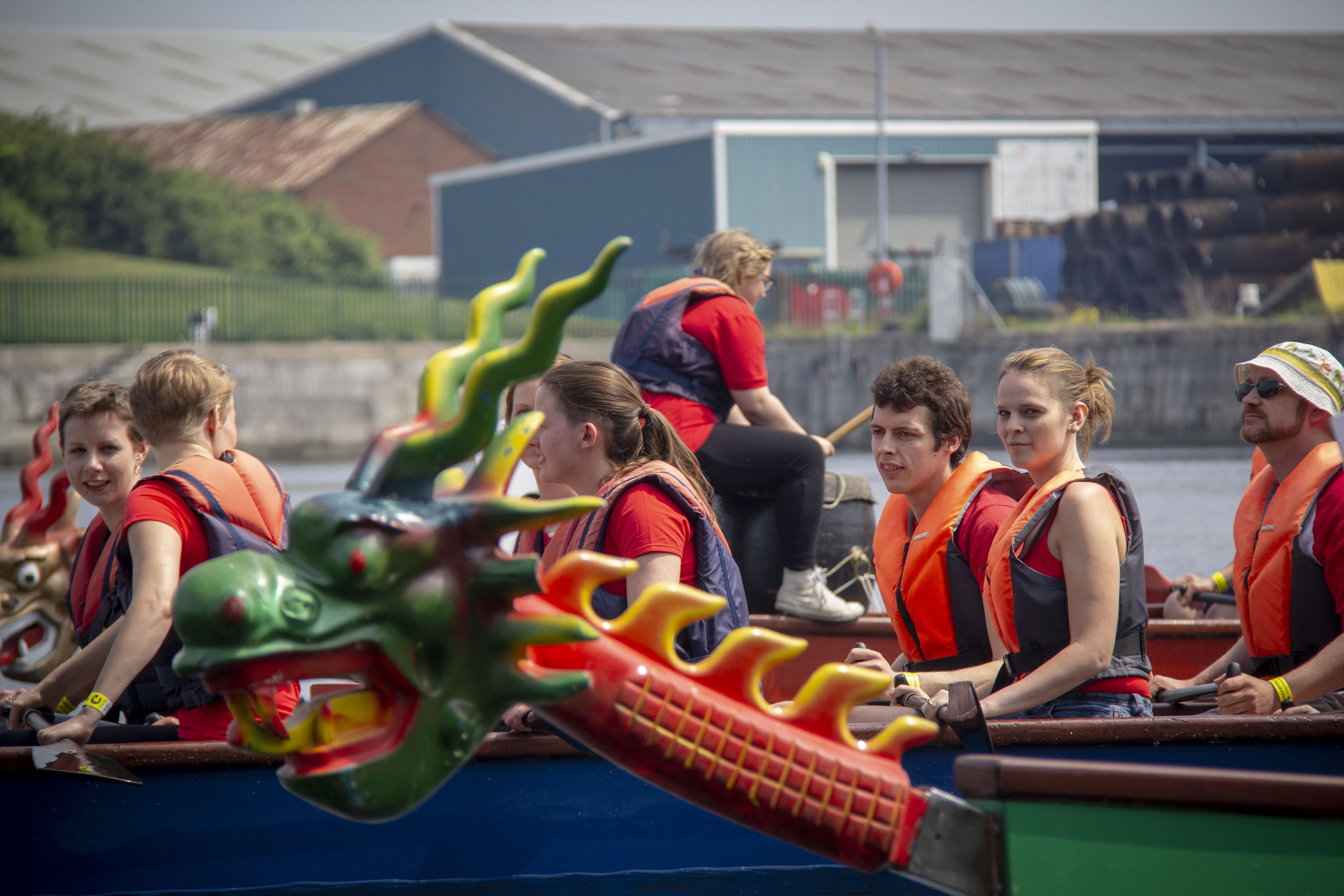 2018 Dragon Boat Challenge photos - 270518 60D 2476 Edited