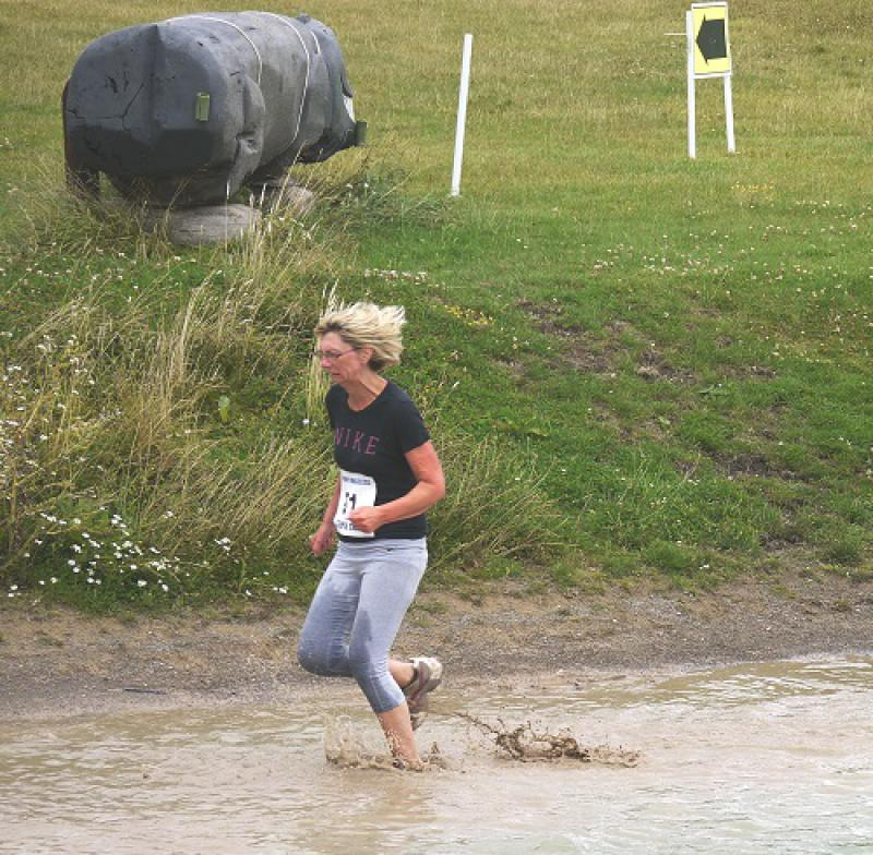 Horseless Steeplechase: 4 August 2013 - 28 I don't like this water