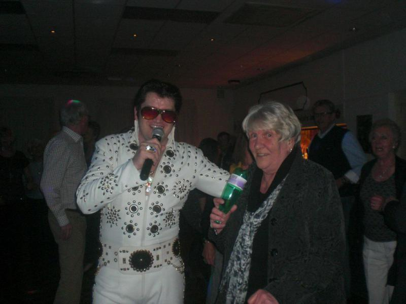 Elvis Tribute Night -