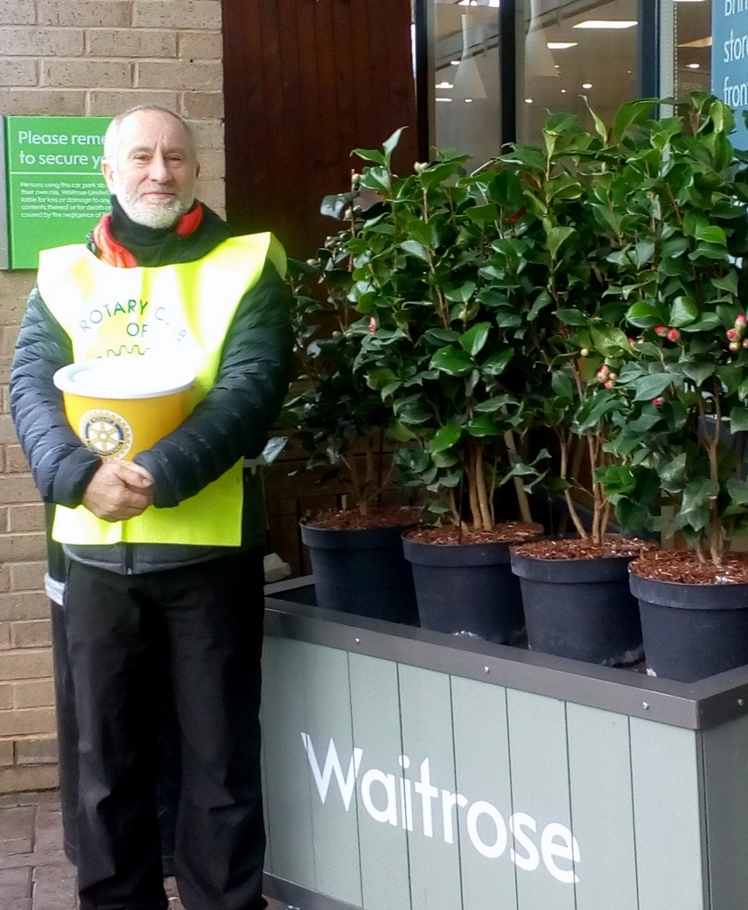 Collection at Waitrose in Hexham - 3-20180120 154816