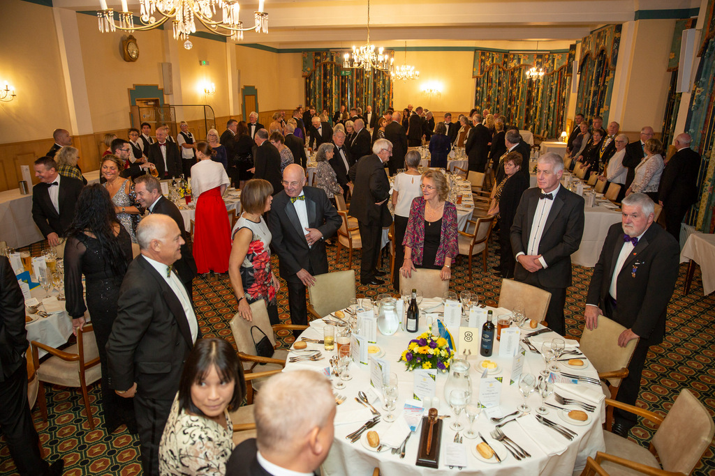 PRESIDENTS ANNUAL DINNER - Oct 26th 2019 - 31-2019-10-26 - 0080