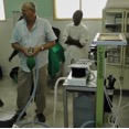 2015-16 Rotary Year - An update from David at Diamedica on the excellent performance of the overseas anaesthesia equipment sponsored by Bideford Bridge RC