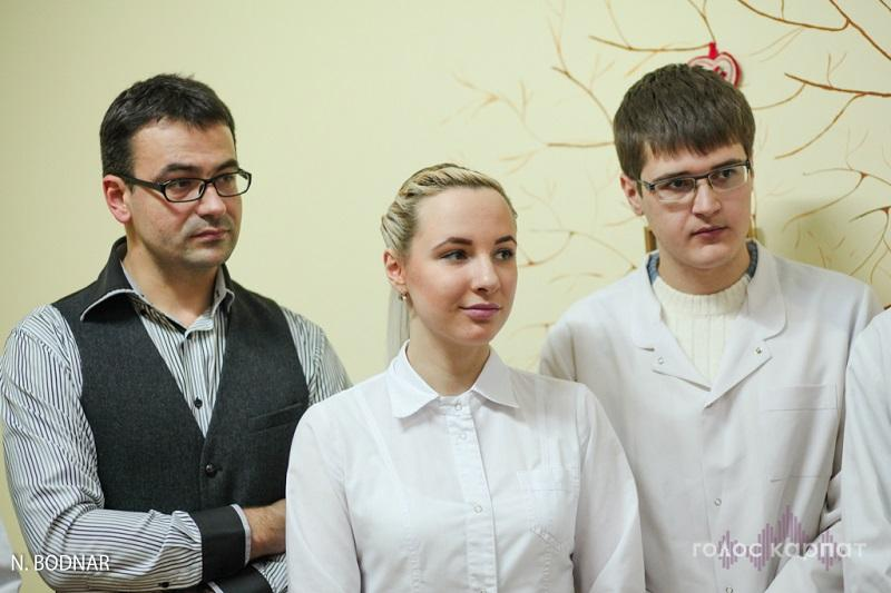 CLUB WORK AT UZHGOROD UKRAINE -