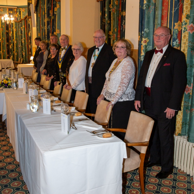 PRESIDENTS ANNUAL DINNER - Oct 26th 2019 - 32-2019-10-26 - 0081