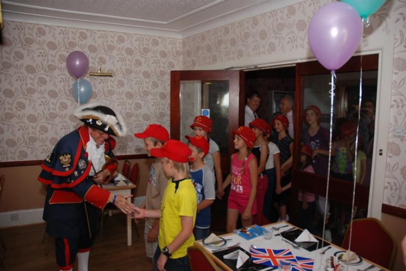 SEE WHAT WE DO - We hosted Children from Chernobyl for an overnight stay