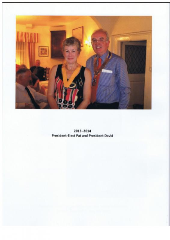 40th Anniversary of Rotary Club of Fleet - July 2001 - 35 19