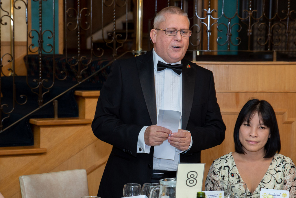 PRESIDENTS ANNUAL DINNER - Oct 26th 2019 - 36-2019-10-26 - 0086
