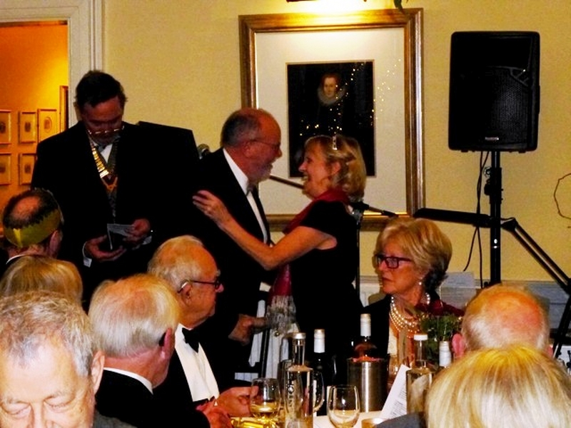 2016 Presidents' Evening Christmas Party at The Old Hall - 39