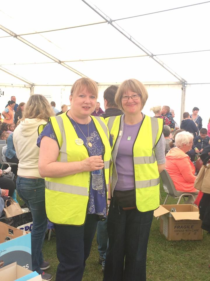 Kinship Carers June 2017 - Sue and Jo take a break