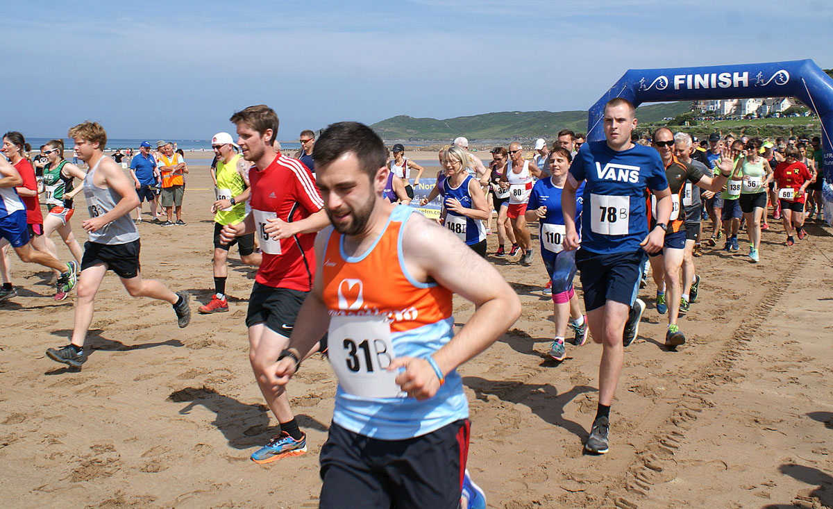 Woolacombe 10k Beach Run 2018 - 4(37)