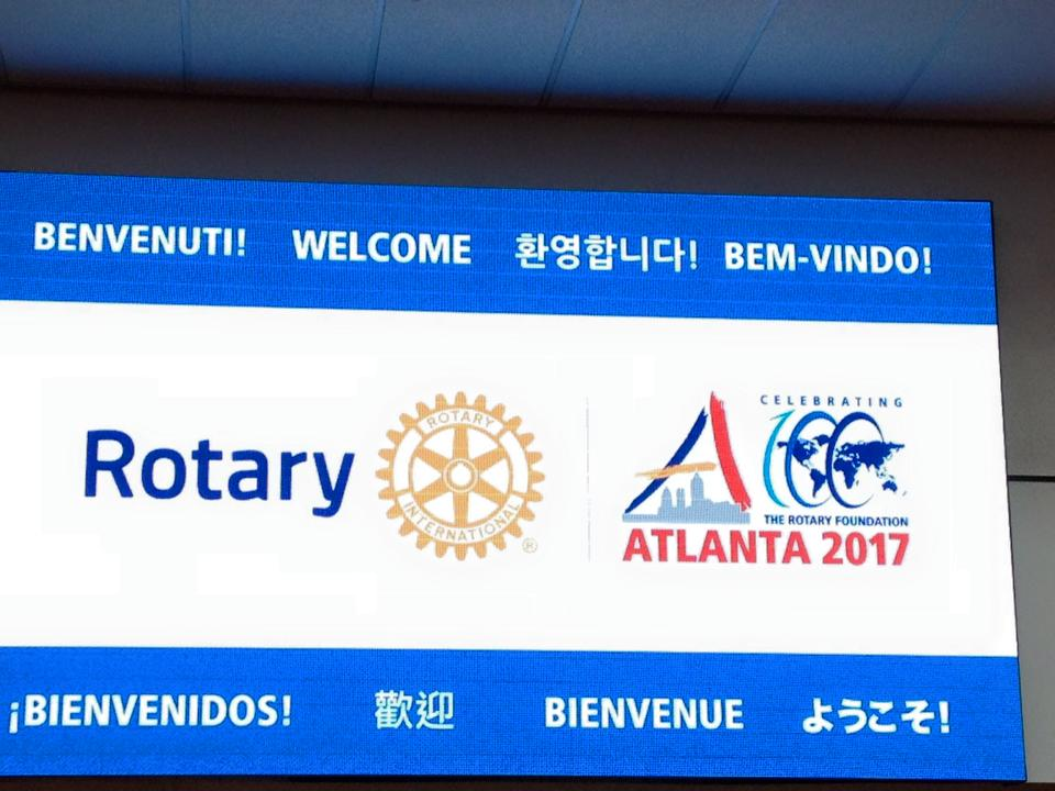 Jun 2017 Annual International Rotary World Convention/Conference - .
