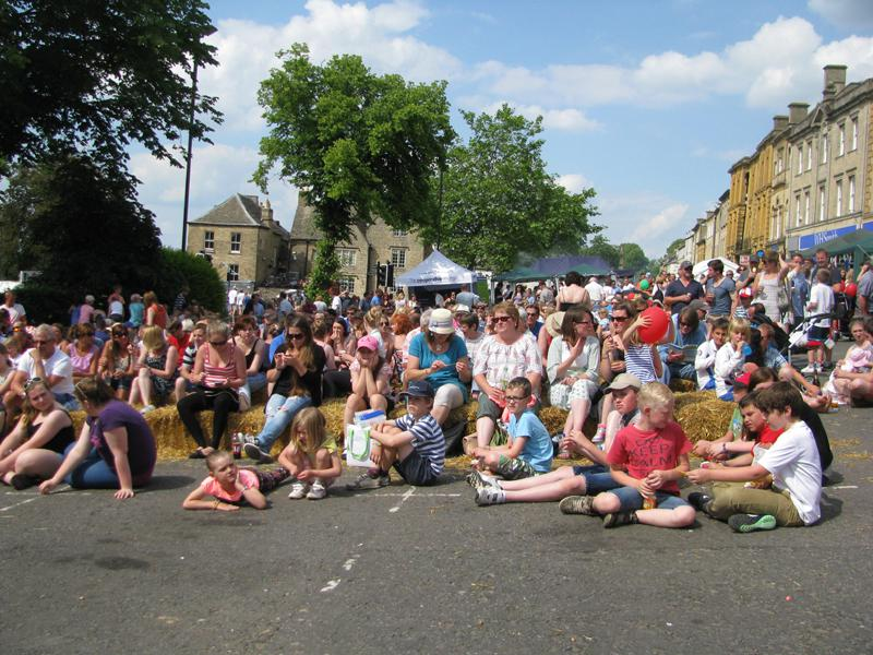 Chipping Norton Festival a  Success -