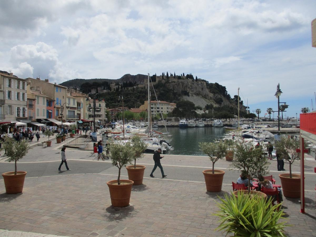 TuT International Visit 2019 - At Cassis