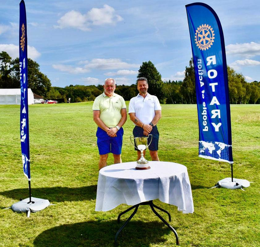 Rotary Golf Classic 2020 - Neil Flynn & Phil Sewell