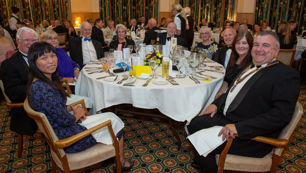 PRESIDENTS ANNUAL DINNER - Oct 26th 2019 - 43-2019-10-26 - 0099
