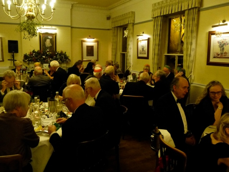 2016 Presidents' Evening Christmas Party at The Old Hall - 43