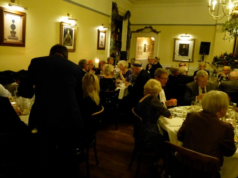 2016 Presidents' Evening Christmas Party at The Old Hall - 44