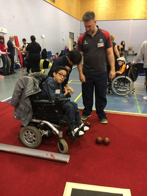 West Midlands Special Schools Sports Championship -