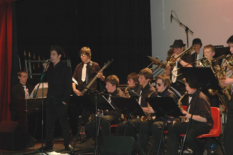Rotary Youth Jazz Band Challenge 2010 - King Eddie's Revival Big Band