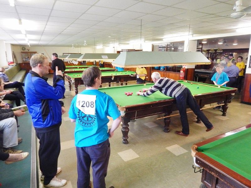 Club Photo Archive - 5 Snooker