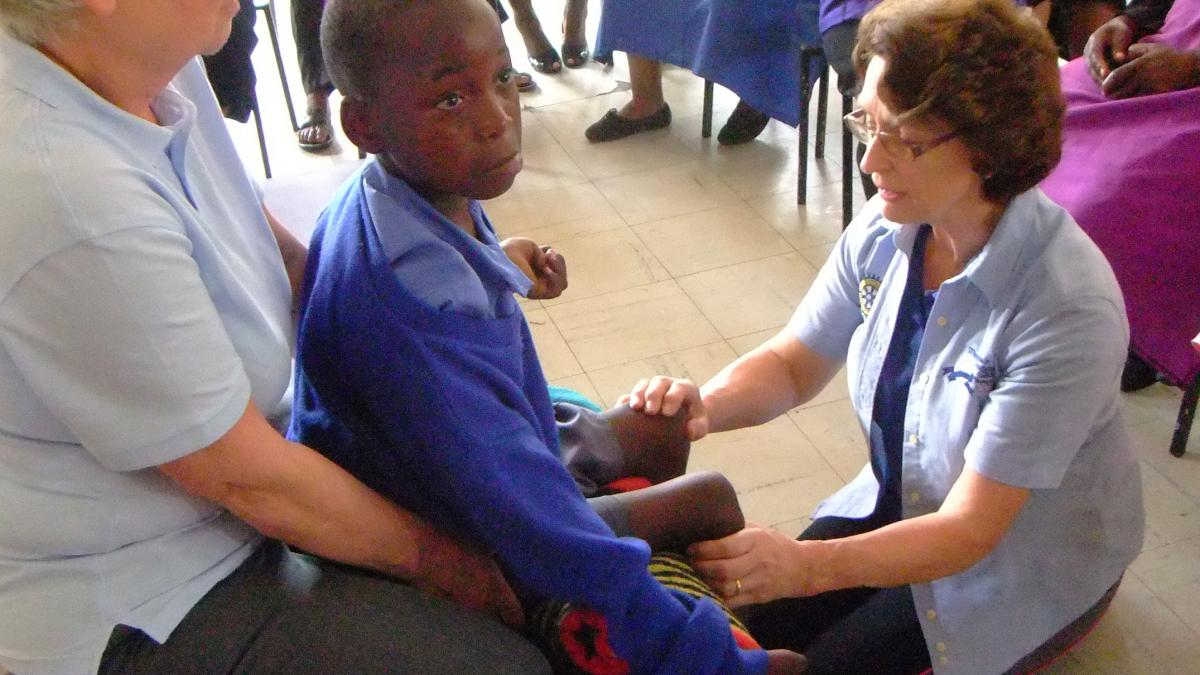 Wheelchairs for Uganda, South Africa & Lesotho -