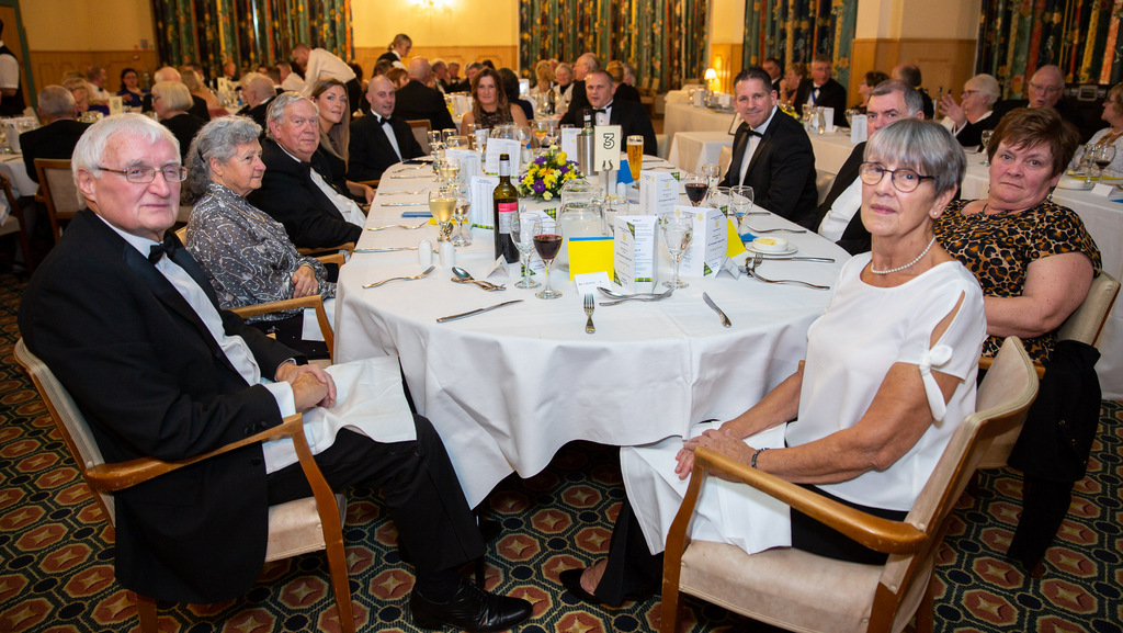 PRESIDENTS ANNUAL DINNER - Oct 26th 2019 - 50-2019-10-26 - 0116