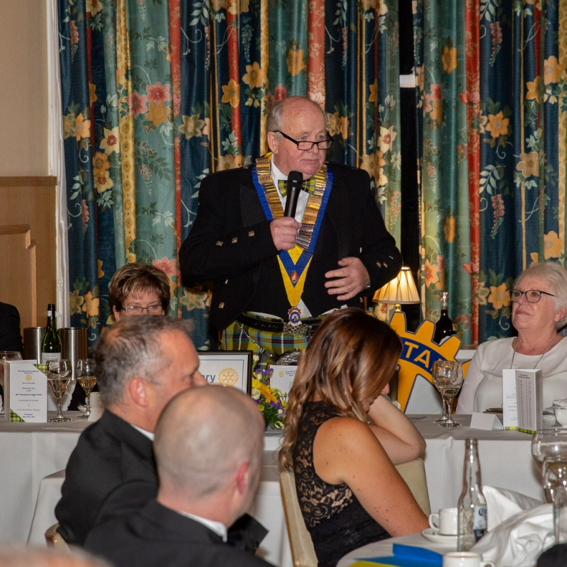 PRESIDENTS ANNUAL DINNER - Oct 26th 2019 - 57-2019-10-26 - 0133