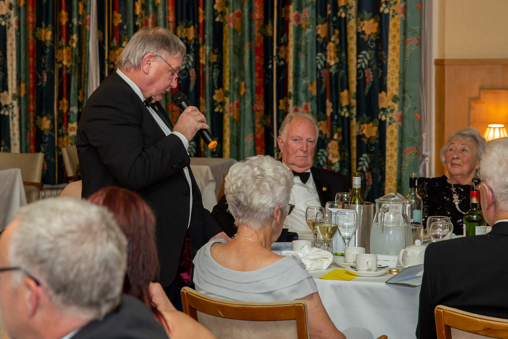 PRESIDENTS ANNUAL DINNER - Oct 26th 2019 - 58-2019-10-26 - 0137