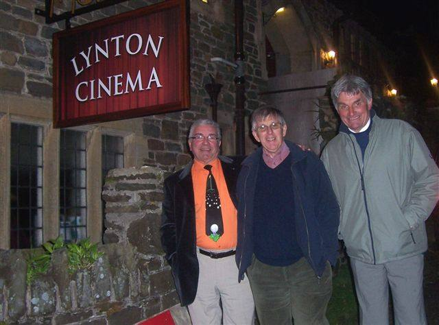 VISIT TO LYNTON CINEMA MARCH - We've found the cinema !!