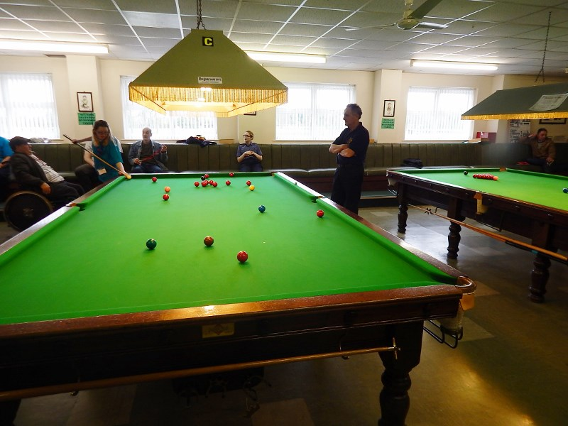 Club Photo Archive - 6 snooker
