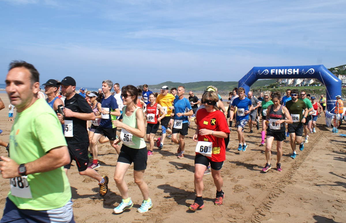 Woolacombe 10k Beach Run 2018 - 6(24)