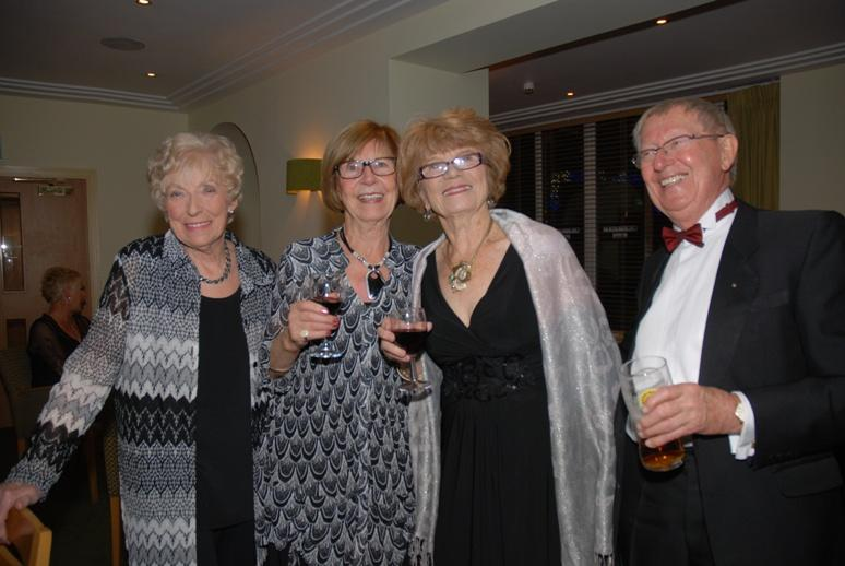 CHARTER DINNER 2015 - One or two more posers here.