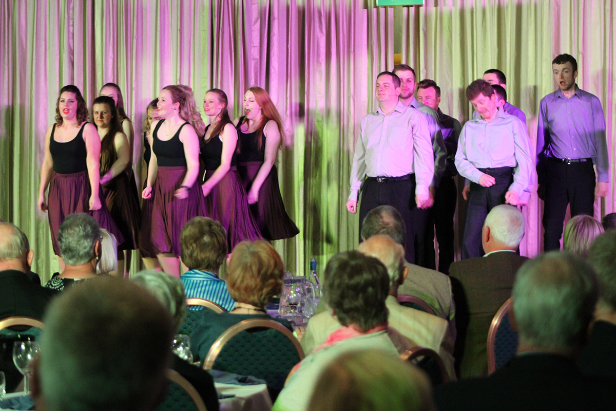 Cabaret Evening with Downfield Musical Society -