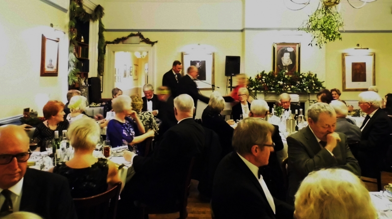 2016 Presidents' Evening Christmas Party at The Old Hall - 64(1)