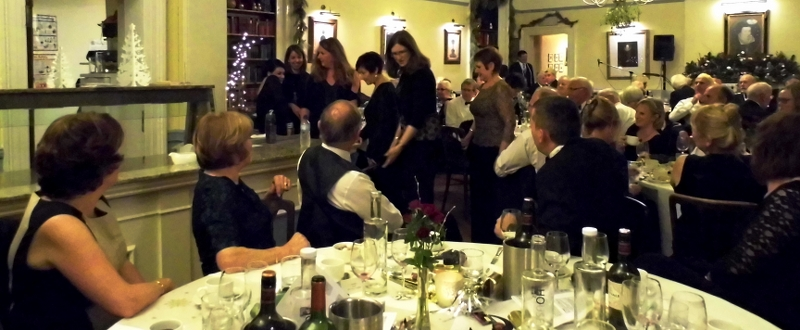 2016 Presidents' Evening Christmas Party at The Old Hall - 66(1)