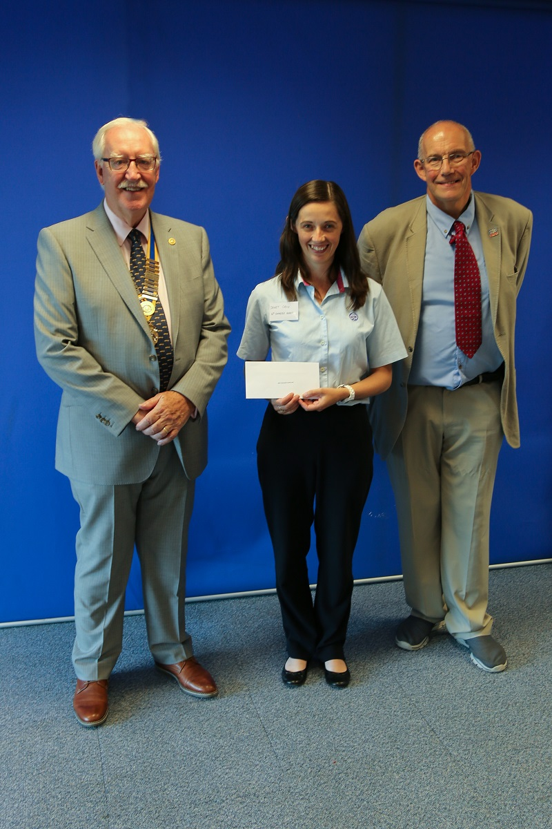 Community Grants Presentation Evening July 2017 - 66th Doncaster Guides