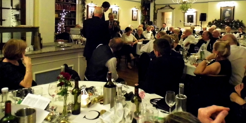 2016 Presidents' Evening Christmas Party at The Old Hall - 67(1)