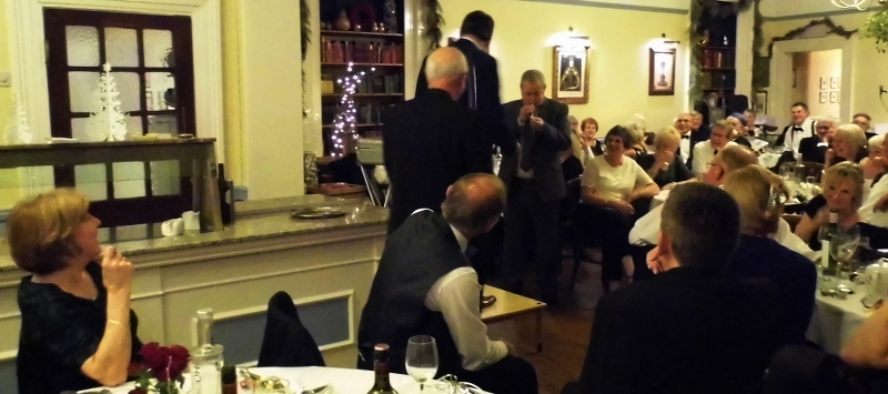 2016 Presidents' Evening Christmas Party at The Old Hall - 68