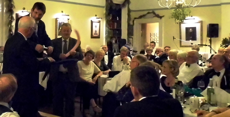 2016 Presidents' Evening Christmas Party at The Old Hall - 70(2)