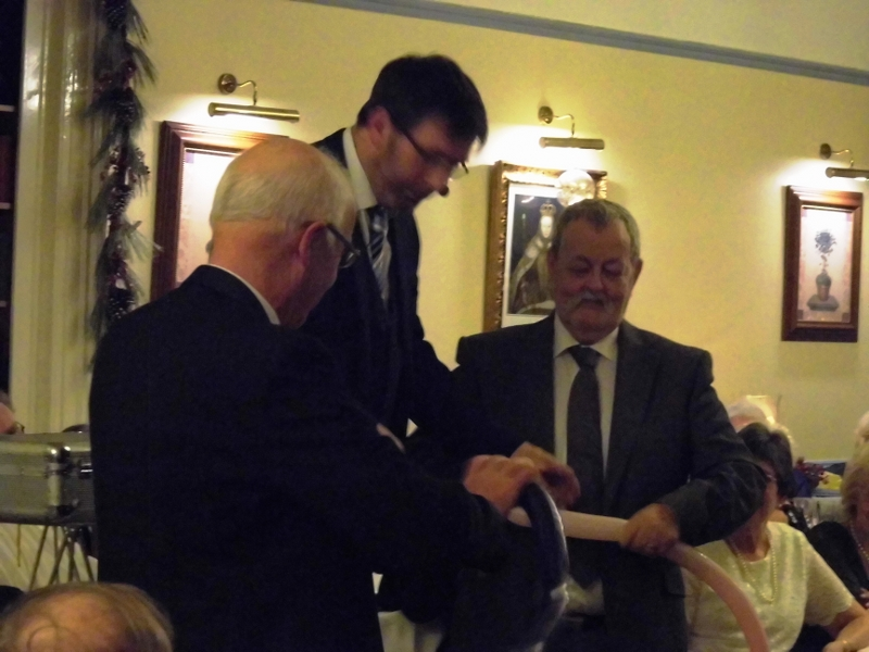 2016 Presidents' Evening Christmas Party at The Old Hall - 72