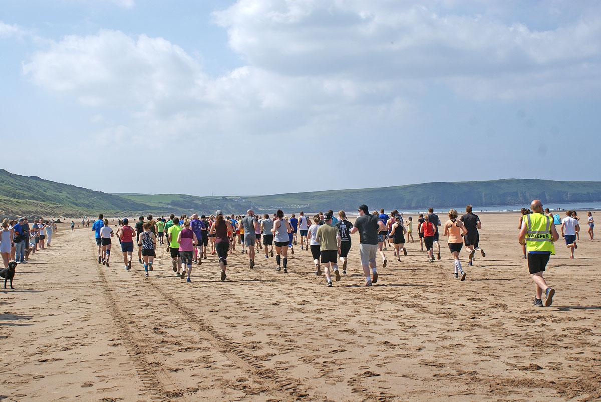 Woolacombe 10k Beach Run 2018 - 8(25)