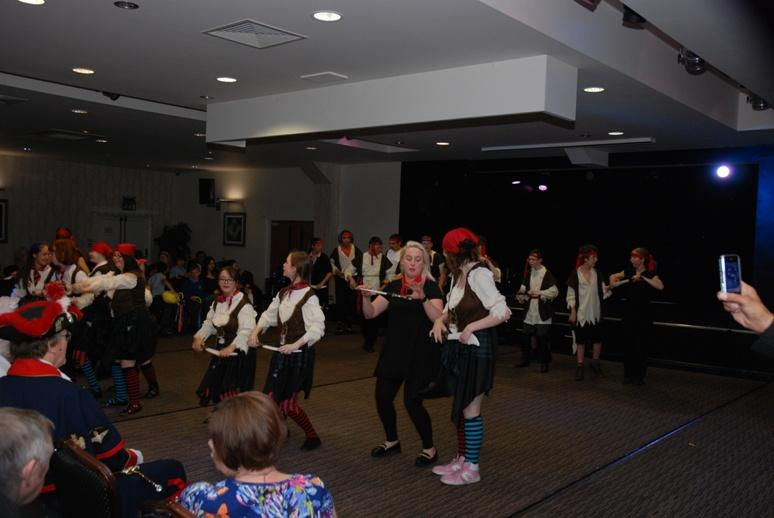 SPECIAL SCHOOLS MUSIC FESTIVAL 2015 - Woodlands School and Park Community Academy collaborated to produce a fine Pirate Dance.