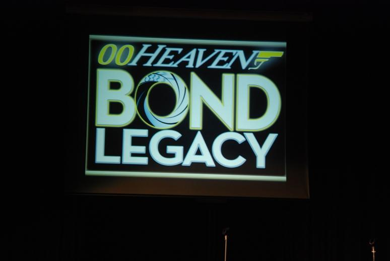 BOND LEGACY - The name of the show.