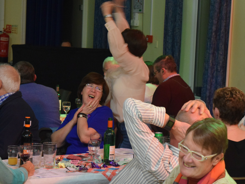 2017 Charity Race Night - £2 038.29 raised -