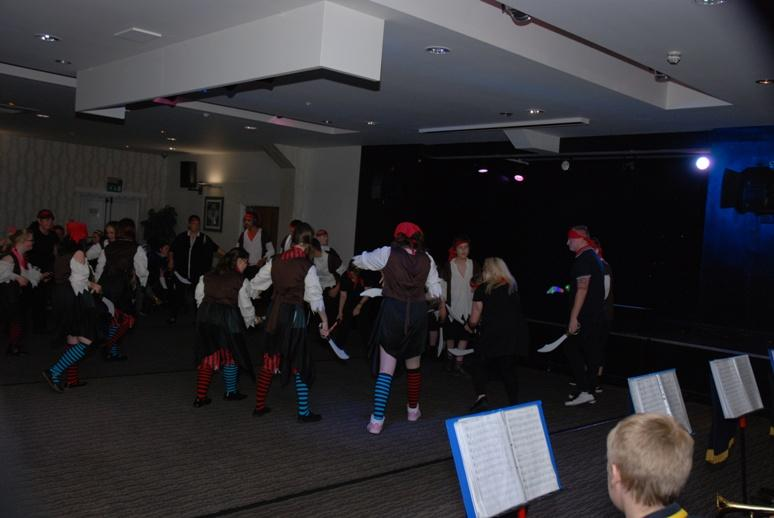 SPECIAL SCHOOLS MUSIC FESTIVAL 2015 - The pupils had great costumes and swords.