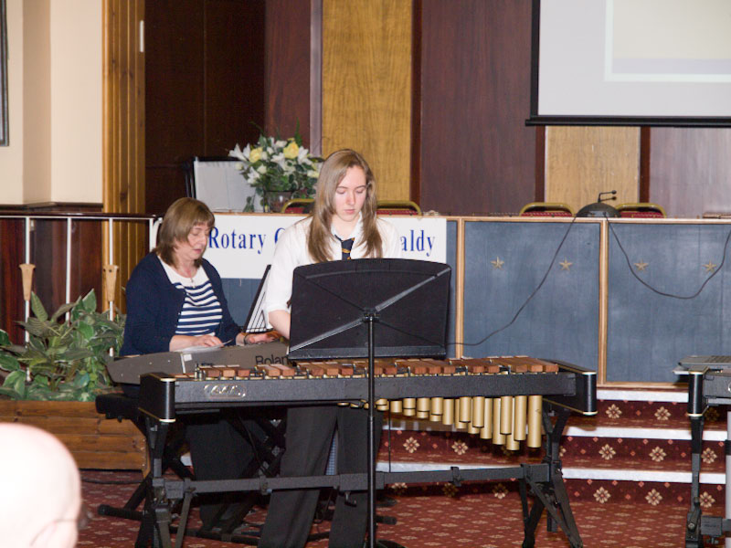 90 Years of Rotary in Kirkcaldy - Kirkcaldy High School Musicians