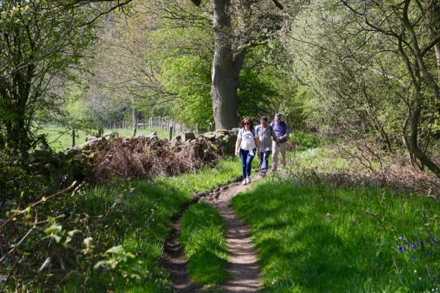 Nidderdale Charity Walk - 20th May 2018 - 2016