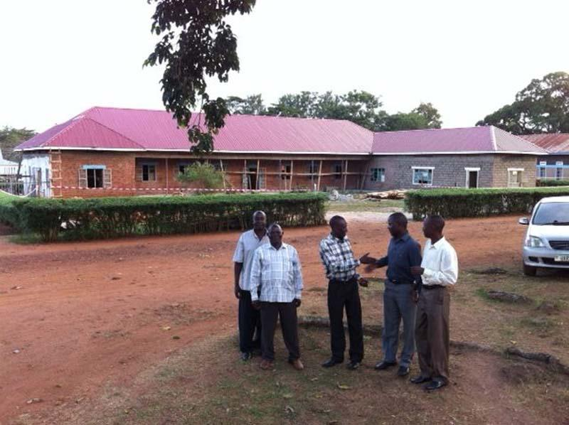Improving Maternal Health at Kamuli - The whole aspect has changed