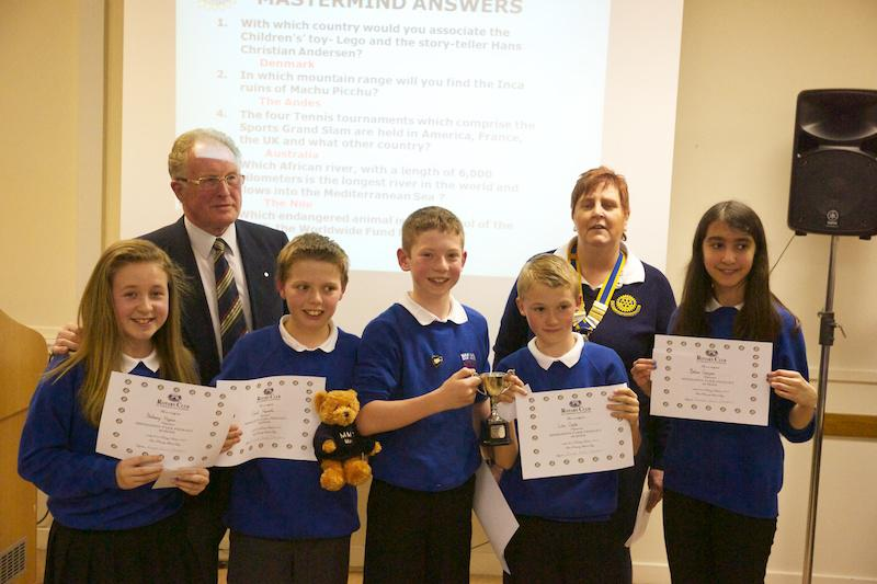 Primary School Quiz 2014 - ABR - PSQ  2014 002 - 2014 Winners