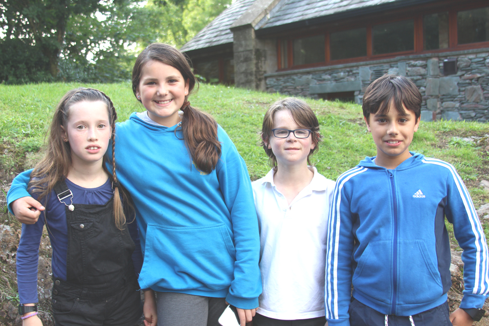 Quiz Kids - Primary School Quiz Competition - Ambleside School Team B